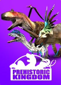 Prehistoric Kingdom Make your dream zoo a reality! In the vein of classic tycoon games, build and manage a prehistoric park unlike anything the world has seen before.
