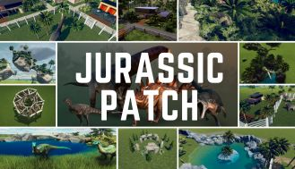 Prehistoric Kingdom: Jurassic Patch Demo is now Available