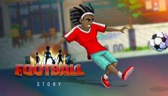 Football Story - Match Results Screens and Players' Home
