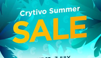 Crytivo Store Summer Sale up to 70% off on New Games