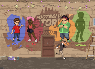 Football Story Dev Blog #1
