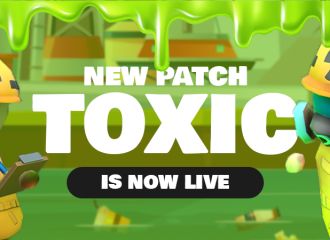 Toxic Patch V0.1.41 is Now Live!