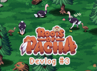 Devlog #3: Ride the Ostrich