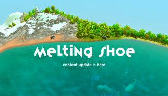 New Content is here - Melting Shoe Patch Available Now!